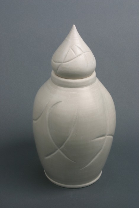 Unfired Cremation Urn